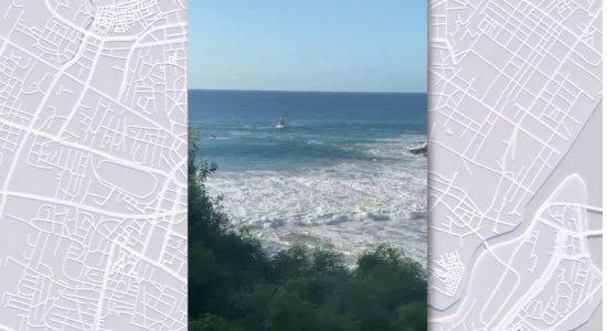 Policial militar de Pernambuco desaparece no mar em praia de Fernando de Noronha