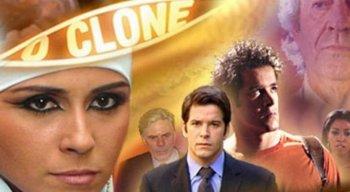 A novela O Clone voltou a ser televisionada 20 anos após sua estreia na TV Globo