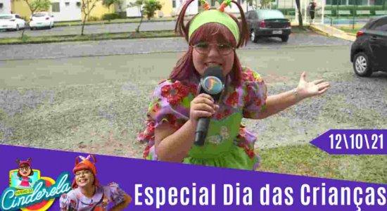 Celebre o Dia das Crianças no Papeiro da Cinderela
