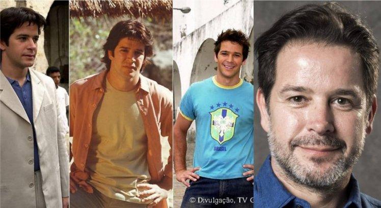 Murilo Benício viveu três personagens em O Clone