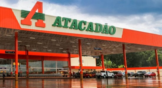Nova loja do Atacadão em Pernambuco gera 500 novas vagas de emprego