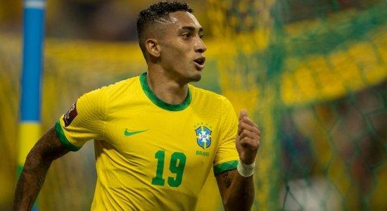 VÍDEO: Veja algumas jogadas incríveis de Raphinha, nova sensação da seleção brasileira