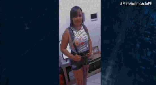 Mulher é encontrada morta após ser sequestrada dentro de casa por homens encapuzados na Zona da Mata de Pernambuco