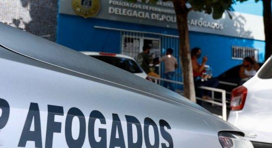Assaltante flagrado em vídeo roubando bicicleta de ciclista é preso no Recife