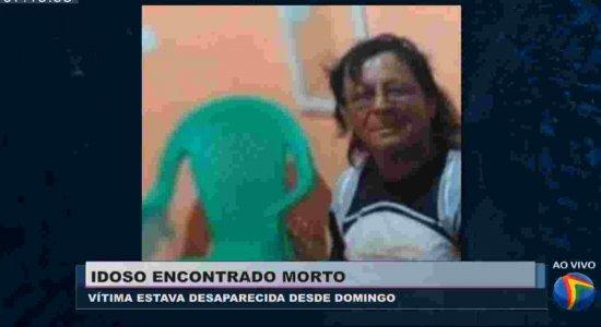 Corpo de idoso que estava desaparecido é encontrado dentro de matagal no Agreste de Pernambuco