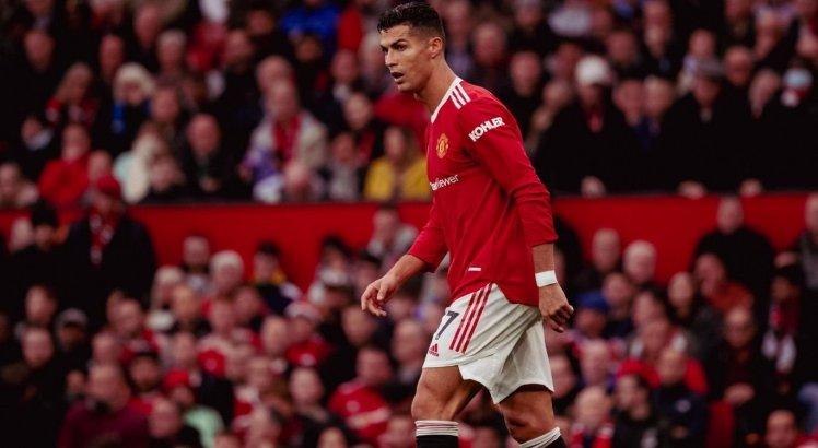 Veja o gol de Cristiano Ronaldo hoje, que garantiu virada do Manchester United na UEFA Champions League