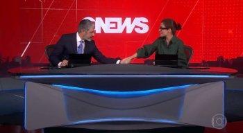 VÍDEO: William Bonner e Renata Vasconcellos choram no final do Jornal Nacional; saiba o motivo