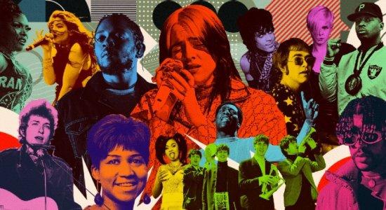 Apenas uma canção brasileira aparece na lista das 500 melhores músicas da história; veja qual é e escute