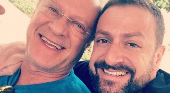VÍDEO: Após morte do médico Claudio Marsili, Italo Marsili faz live para falar sobre morte do pai; assista