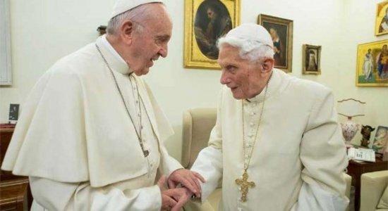 Papa Bento XVI revela desejo de morrer em breve; veja o que ele disse