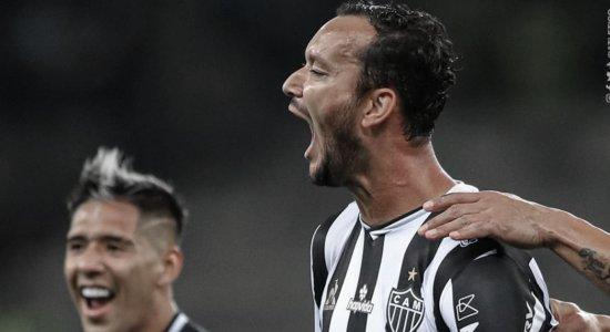 Atlético-MG goleia Fortaleza e se aproxima de final da Copa do Brasil