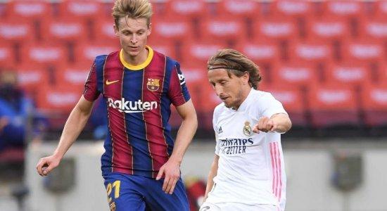 Barcelona x Real Madrid: saiba onde assistir ao vivo, data, horário e informações do clássico espanhol