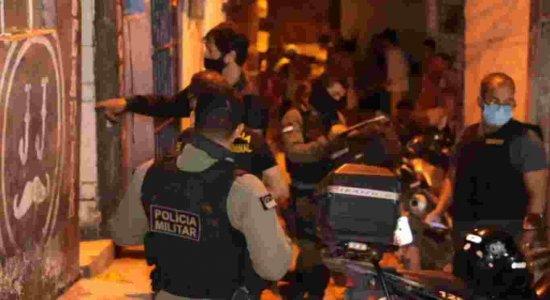 Casal é morto a tiros enquanto jantava em Jaboatão dos Guararapes