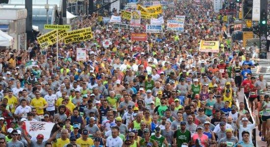Covid-19: corrida de São Silvestre exigirá comprovante de vacinação