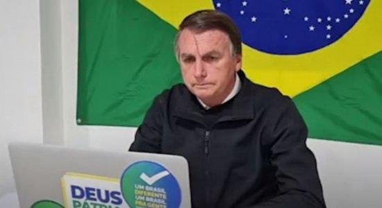 Jair Bolsonaro no Pânico: presidente discute ao vivo sobre 'rachadinha' e abandona entrevista; veja vídeo