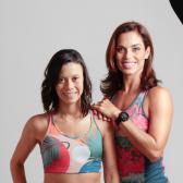 Dicas para uma vida saudável, com Gabriela Máxima e Luana Ponsoni