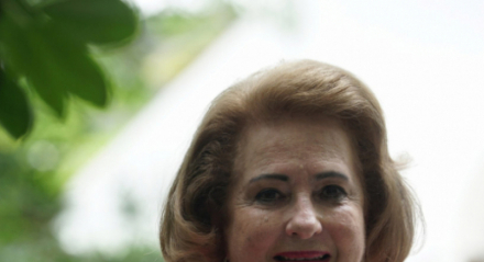 Rosa Amélia Muniz foi premiada em reconhecimento à Educação