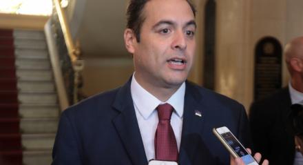 Governador Paulo Câmara, cerimônia Data Magna.