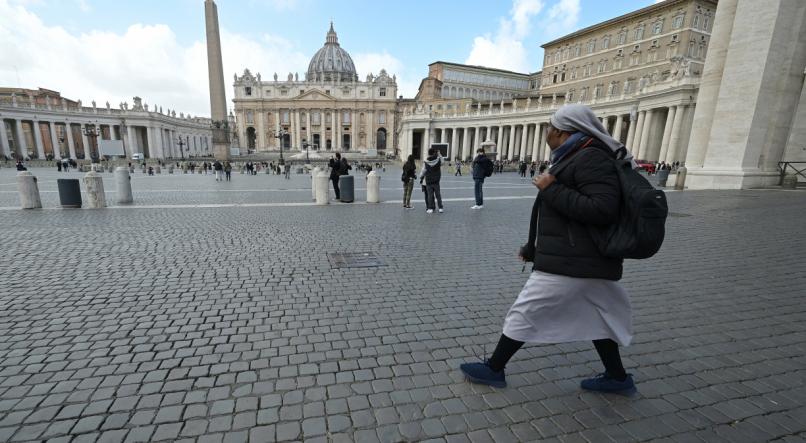 VINCENZO PINTO / AFP