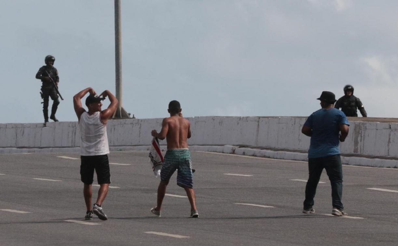Violência marca primeiro clássico entre Sport e Santa Cruz após fim das organizadas