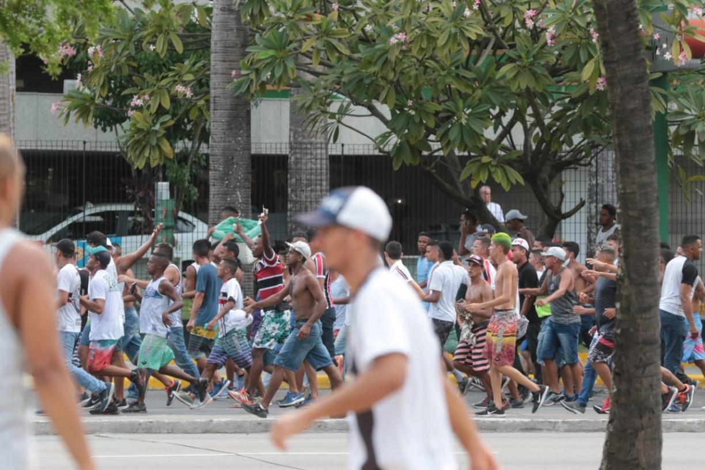 Secretaria de Defesa Social reavalia segurança em dias de jogos de futebol