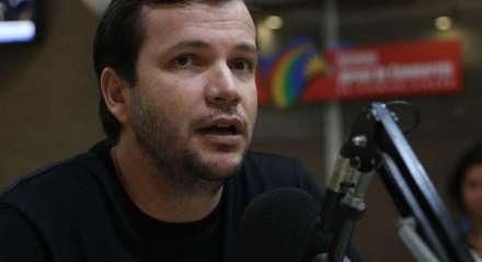 Daniel Paulista, Técnico do Sport, na Rádio Jornal.