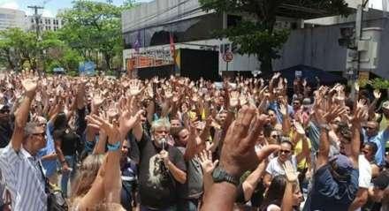 Servidores municipais do Recife