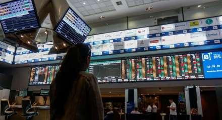 Bolsa de valores, mercado financeiro