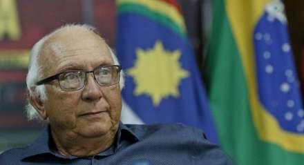 Posse de Milton Bivar, o novo presidente do Sport Clube do Recife. O evento aconteceu na sede do clube,  Ilha do Retiro - PE. palavra chave: presidente - posse - cerimônia - clube - time - futebol  ##