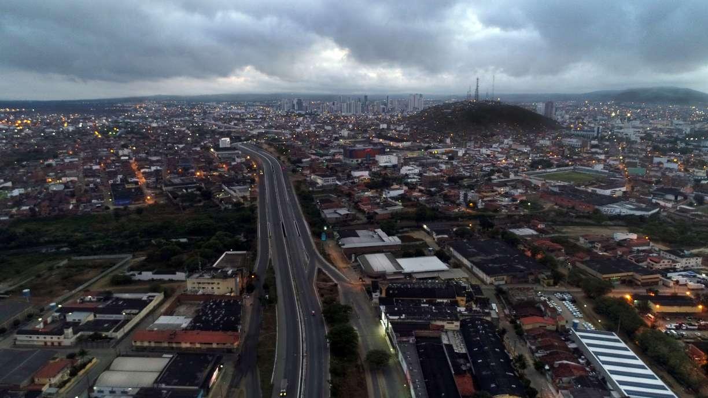 Ao menos onze tremores de terra são registrados em Caruaru