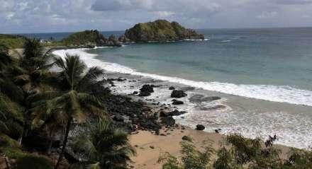 Arquipélago de Fernando de Noronha, nordeste do Brasil.