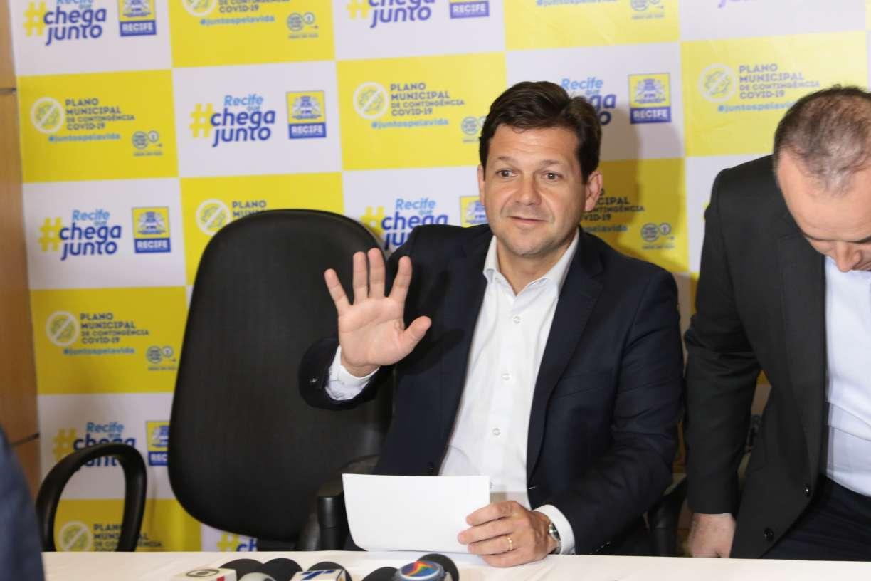 Plano Diretor do Recife é sancionado pelo prefeito Geraldo Julio