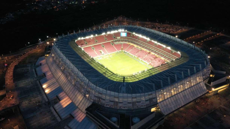Trade turístico sugere instalação de leitos contra coronavírus na Arena de Pernambuco e no Centro de Convenções