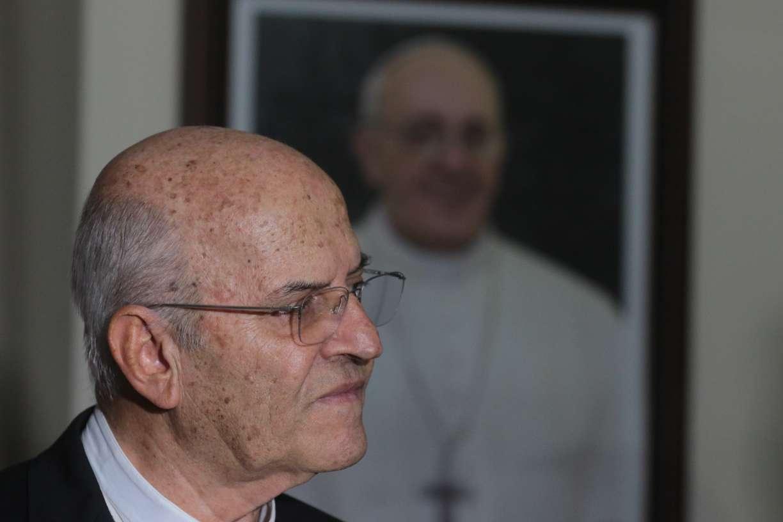 Arcebispo de Olinda e Recife, Dom Fernando Saburido será vacinado contra a covid-19 neste sábado (13)