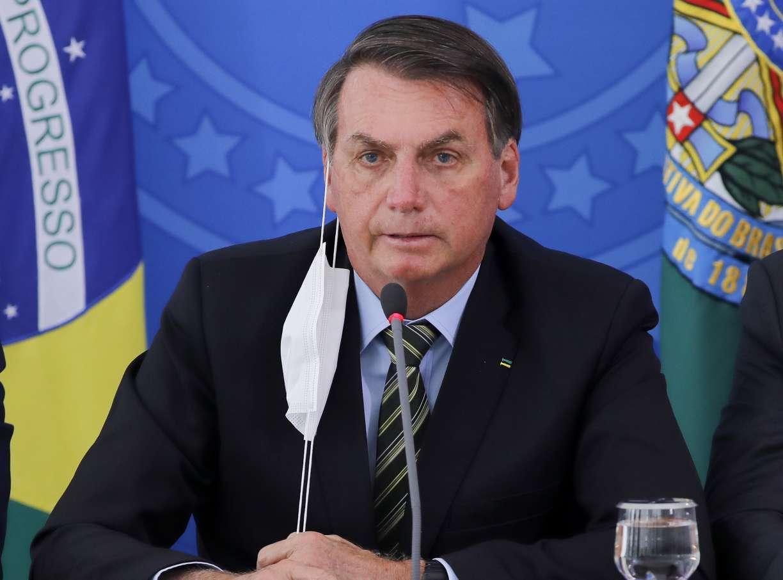 Após ação do STF, Bolsonaro diz que violação do
