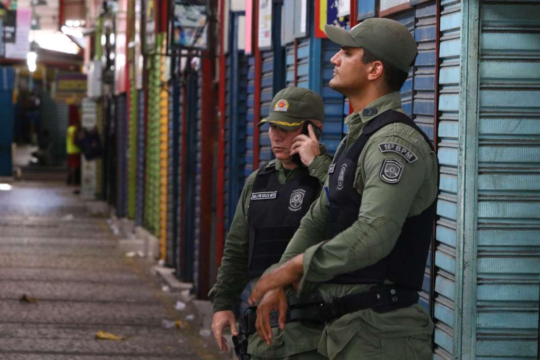 Coronavírus: e o policiamento nas ruas do Grande Recife?