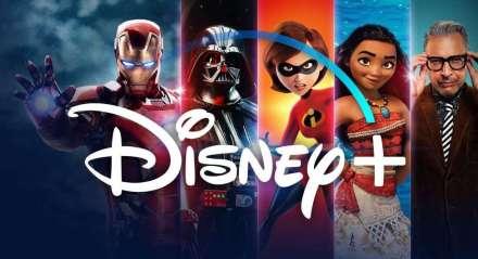 Serviço de streaming por assinatura Disney+