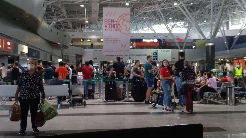 Pernambucanos vindos de Portugal em voo da TAP-CVC não passarão por triagem da Anvisa para coronavírus