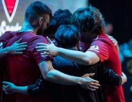 Time de League of Legends (LoL) do Flamengo