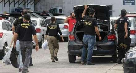 Policiais denunciaram falta de equipamentos de proteção individual para evitar novo coronavírus