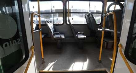 FOTO: WELINGTON LIMA/JC IMAGEM DATA: 26.03.2020 ASSUNTO: Movimentação de ônibus e usuários nas ruas e em terminais integrados de passageiros, nesta quinta (26) devido a pandemia do Coronavírus.