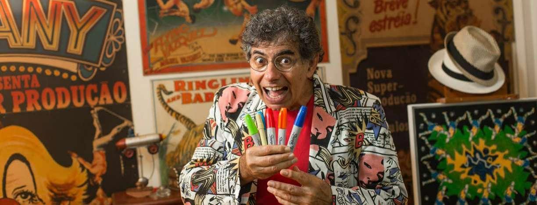 Morre aos 72 anos o artista Daniel Azulay, vítima de coronavírus