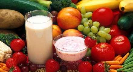Alguns alimentos naturais conservam por mais tempo quando refrigerados