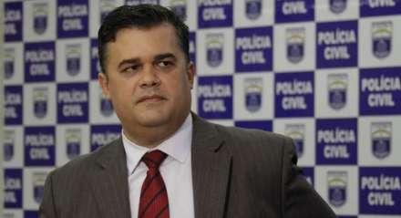 O delegado Joselito Kehrle deixa o cargo após pouco mais de três anos