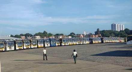Cobradores e Motoristas, demissões, transporte coletivo no Recife, ônibus