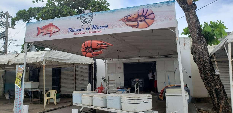Fluxo nos mercados de pescados cai pela metade nos últimos dias da quaresma no Grande Recife