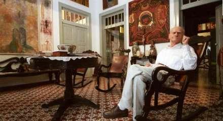 Ariano Suassuna faleceu aos 87 anos em 2014, no Recife