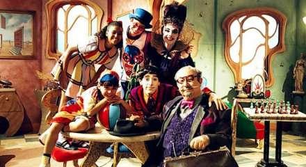 A série 'Castelo Rá-Tim-Bum' fez muito sucesso nos anos 1990.