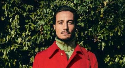 O cantor e compositor brasiliense Tiago Iorc tem 34 anos.