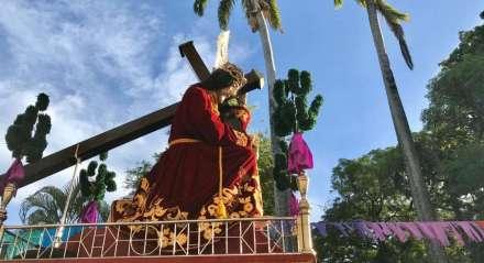 Igreja da Sé- A Arquidiocese de Olinda e Recife realiza de maneira diferente, nesta sexta-feira (03/04), a tradicional Procissão dos Passos, em Olinda. Os dicionários explicam que